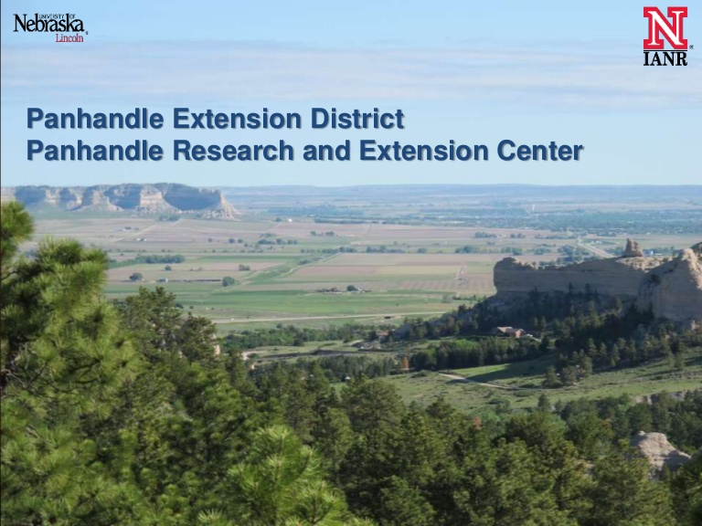 Panhandle Research, Extension and Education Center and Scotts Bluff County Extension closed to walk-in traffic, community meetings