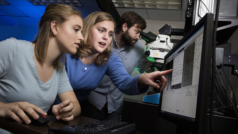 Husker research team earns grant to improve nitric oxide sensors