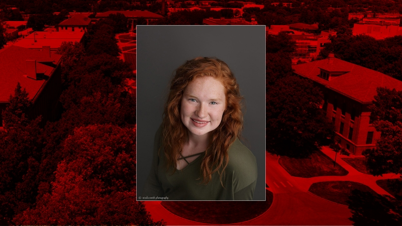 Love of research leads to pet nutrition internship for Husker undergrad