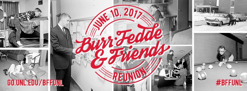 Burr Fedde Reunion Banner