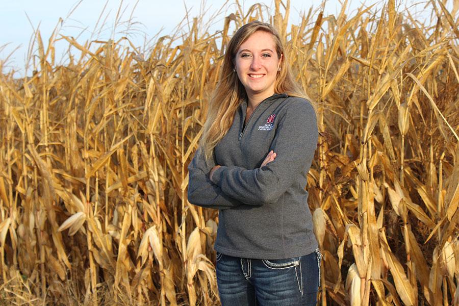 Samantha Teten wins national scholarship