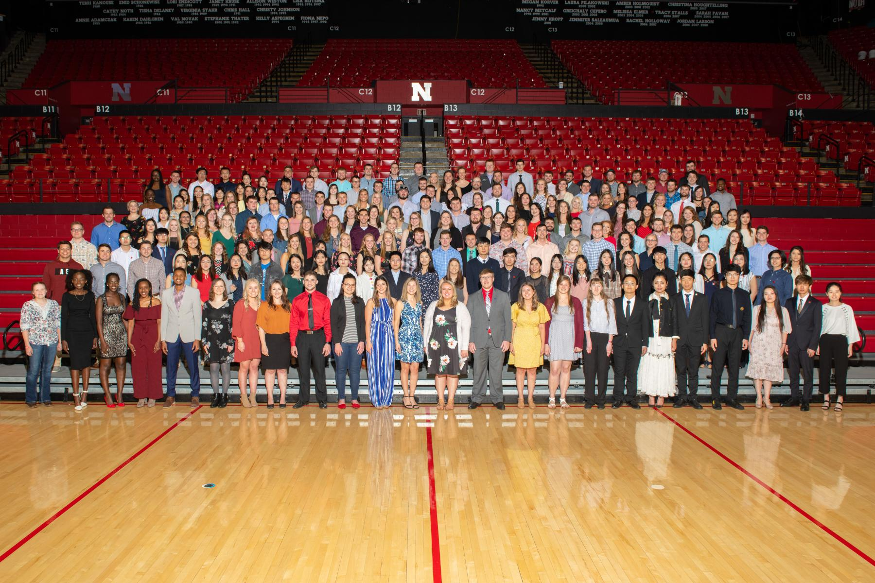 May 2019 Salute to Graduates Group Photo
