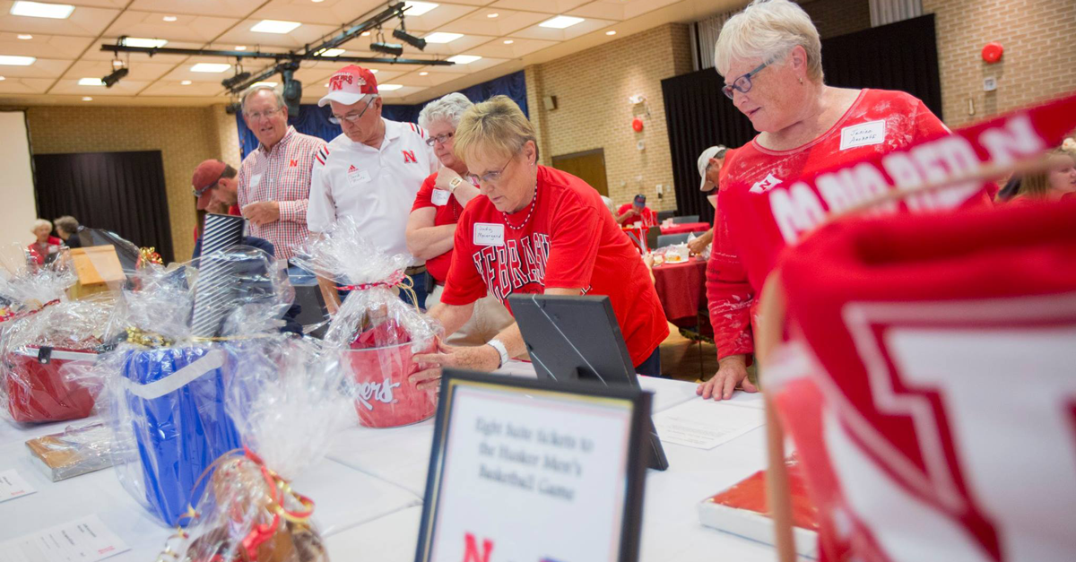 Tailgate Silent Auction
