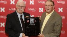 Stephen Baenziger wins Prem Paul Innovator of the Year