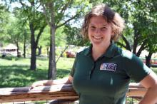 Kelly Kappen of Omaha Zoo
