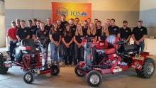Quarter Scale Tractor Team